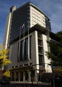 Mark O. Hatfield Courthouse Portland, Oregon
